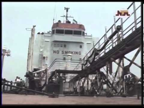 ILLEGAL BUNKERS ON THE NIGERIA WATERS
