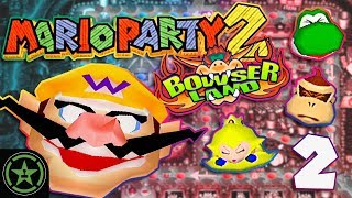 Bowser Pounds Everyone - Mario Party 2 with ProZD (#2) | Let's Play
