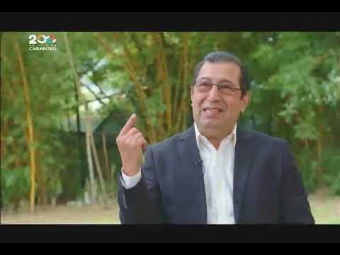 Adán Chávez entrevistado en Aquí con Ernesto Villegas, 22 agosto 2021