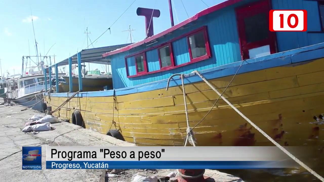 """175408 Programa """"Peso a peso"""" llega a Progreso"""
