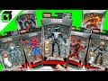 UNBOXING Marvel Legends SPIDER-MAN King Pin Build a Figure Complete Set Venom Full Version