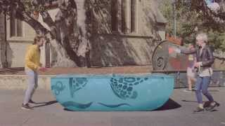 A Film By Public Outdoor Ping Pong // Www.popp.net.au // Popp