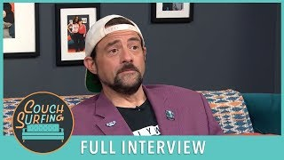 Kevin Smith Breaks Down His Career 'Jay & Silent Bob Reboot' 'Clerks' & More | Entertainment Weekly
