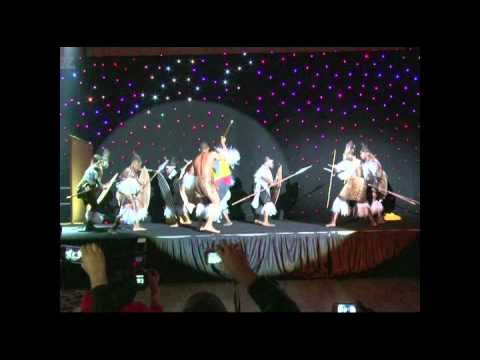 la cigale hotel doha staff party 2013 - Full video
