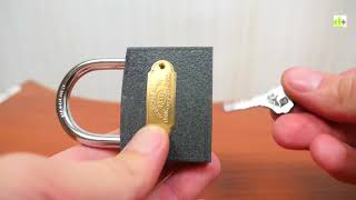 how to Open a Lock 3 Ways