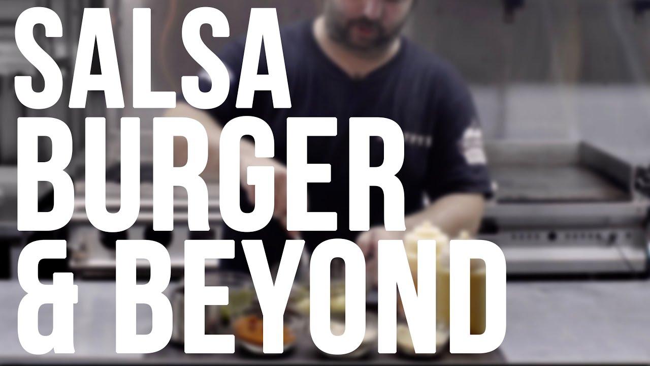 Cómo hacer la mejor salsa picante (Burger & Beyond) - Academia de hamburguesas en 1'