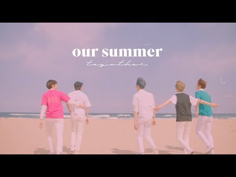 FMV ♡ | Our Summer – TXT (TOMORROW X TOGETHER)