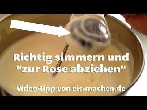 richtig zur rose abziehen und simmern youtube. Black Bedroom Furniture Sets. Home Design Ideas