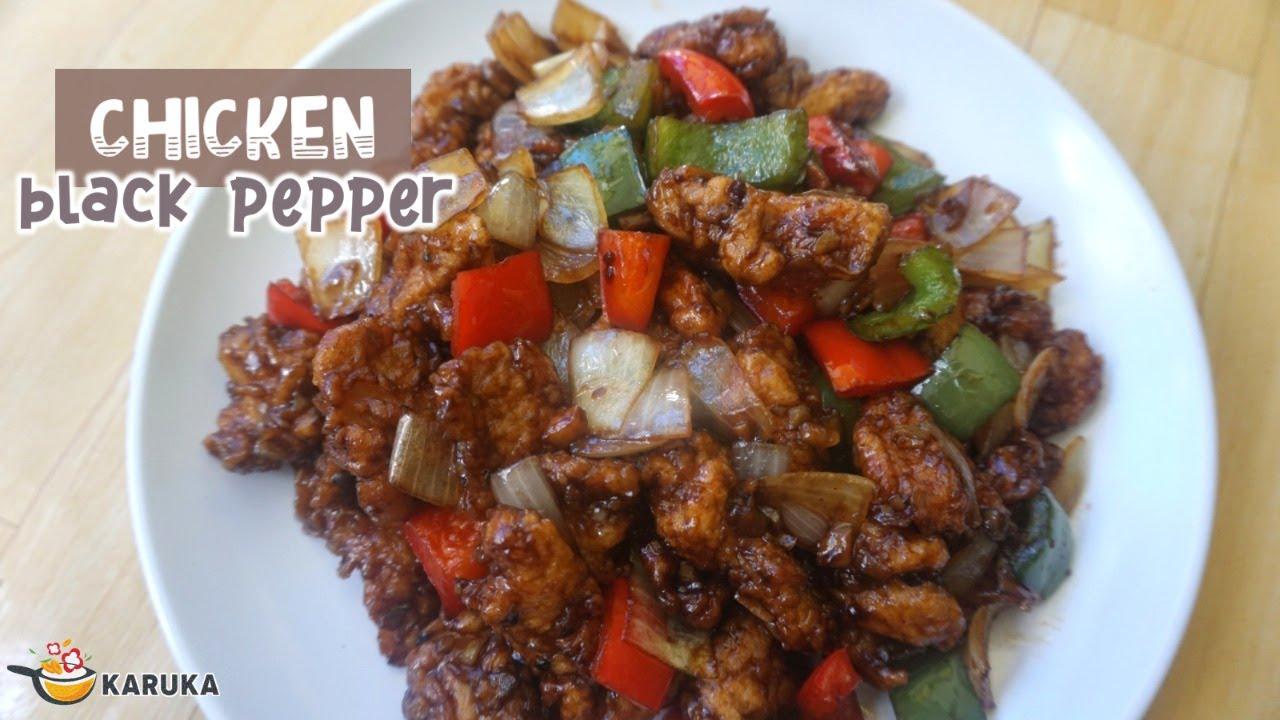 ayam lada hitam resep membuat ayam lada hitam  enak youtube Resepi Ayam Geprek Bensu Enak dan Mudah