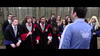 Sihirbazlık okulunda bir türk - Tek Part Full izle