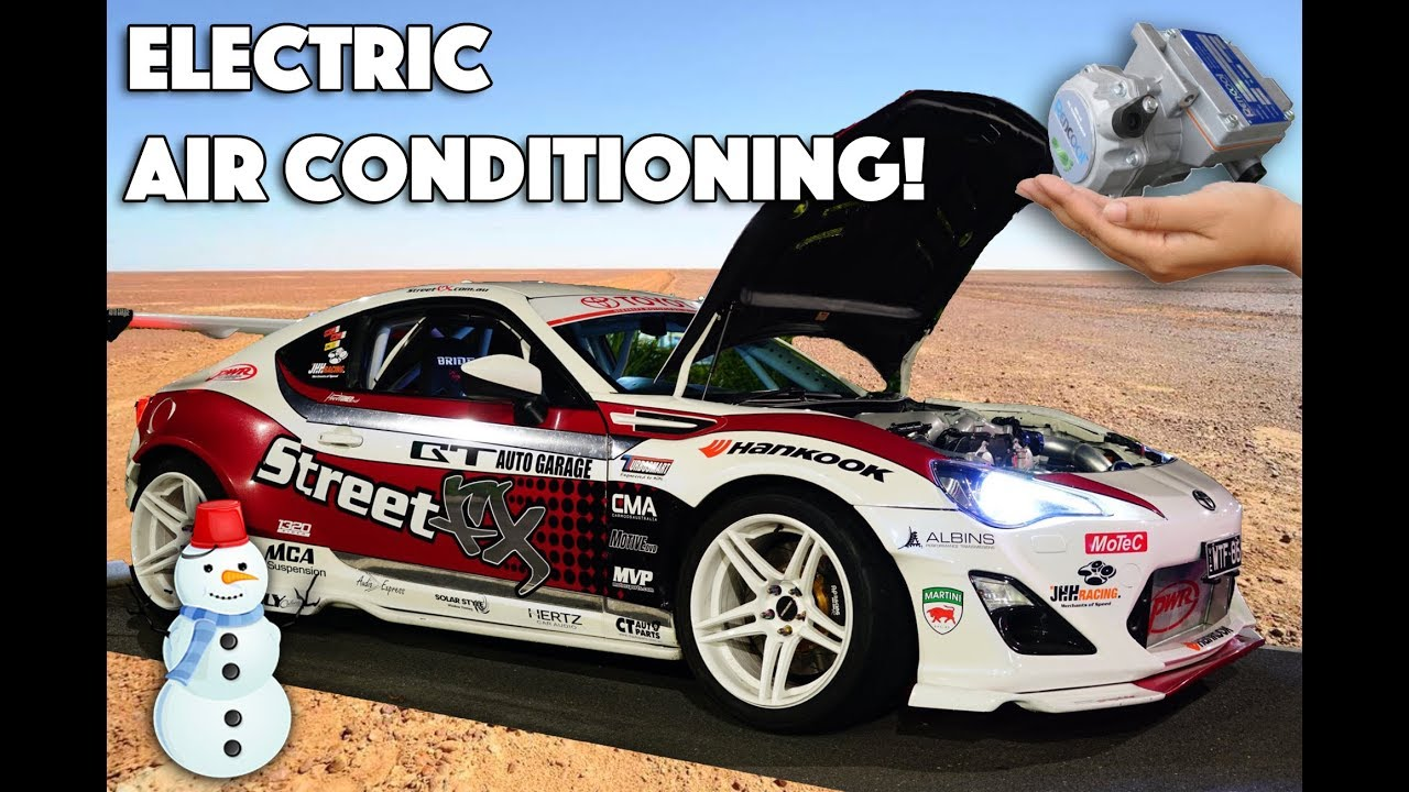 How We Set Up Electric Air Conditioning In Our 1300 Hp Road Going Race Car