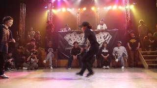 ■BOTY B-GIRL 2 vs 2 BATTLE■ Body Carnival vs KAKB