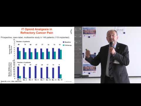 Intrathecal Drug Delivery in the Treatment of Cancer Pain