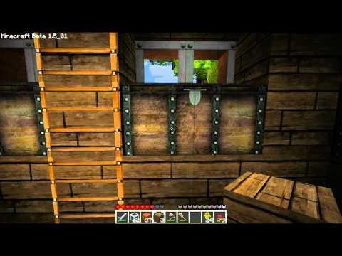 Let's Play Minecraft #233 [Deutsch] [HD] - Karl Lagerraum & Gummizelle