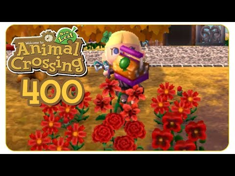Einfach goldig! #400 Animal Crossing: New Leaf - welcome amiibo - Let's Play