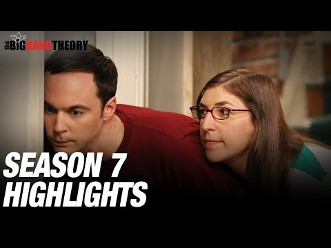 The Big Bang Theory - Season 7 Highlight Reel