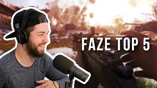 FaZe Top 5: WWII Episode #1 w/ Jev