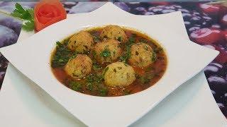 Chicken Kofta / Chicken meatballs چکن کوفتہ / Cook With Saima