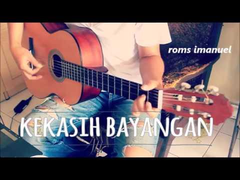 Cakra Khan - Kekasih Bayangan - fingerstyle cover