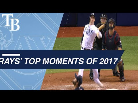 Top Moments of 2017: Rays