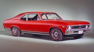 Why The 1968-1974 Chevrolet Nova Is America's Favorite Compact Classic Car