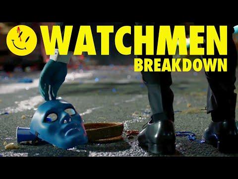 Watchmen Trailer Breakdown | Season 1 HBO | Comic Con Full Teaser 2019
