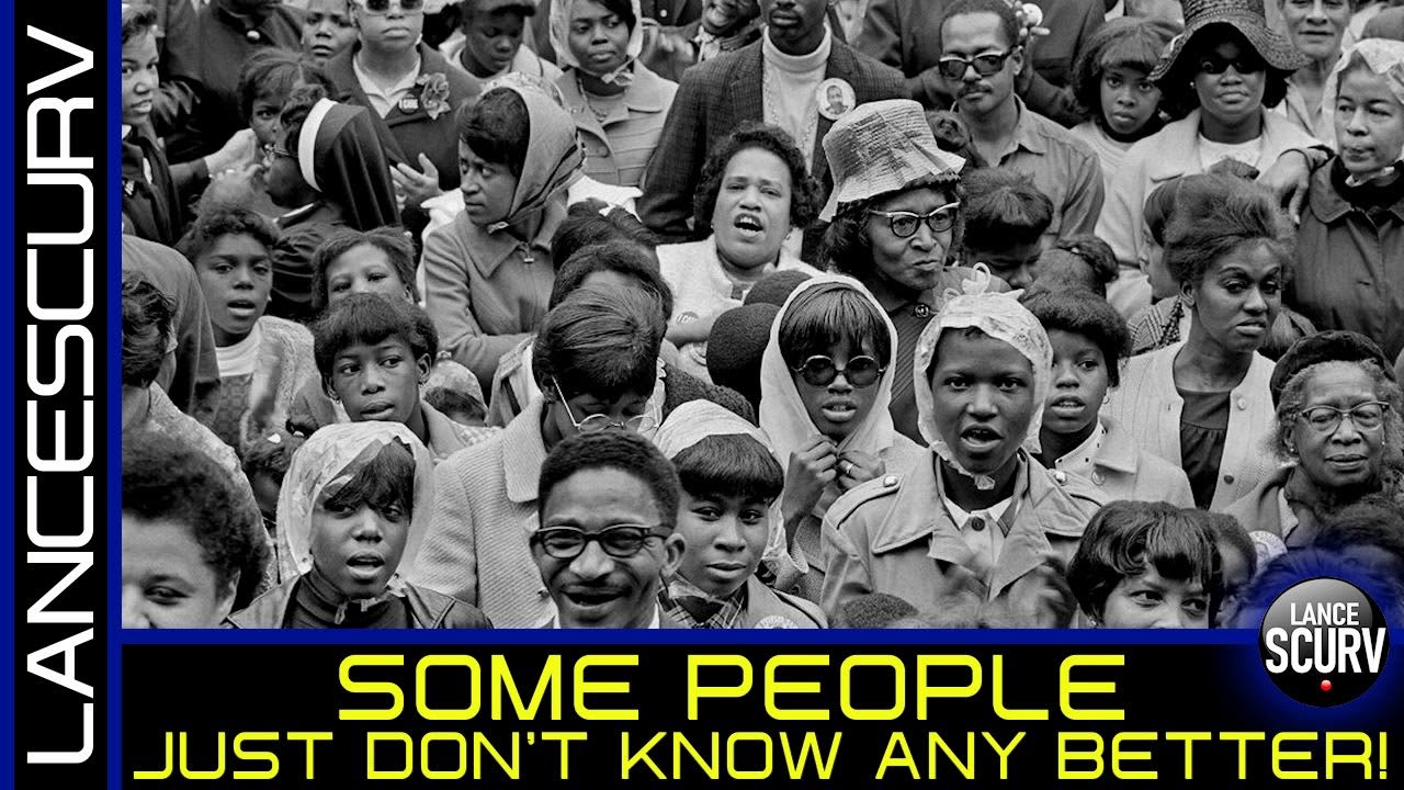 SOME PEOPLE JUST DON'T KNOW ANY BETTER! - The LanceScurv Show