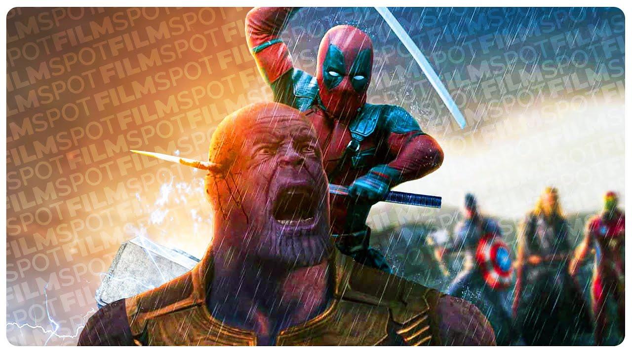 Deadpool 3, Morbius, Black Panther 2, Avengers 5 - Movie News 2021