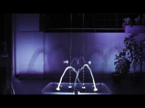 Homemade Musical Fountain 1.1: Mission Impossible Theme by Lalo Schifrin