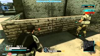 Special Forces Team X Gameplay