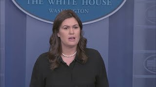 2/7/18: White House Press Briefing