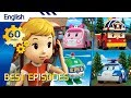 Robocar Poli  Best Episodes English 60min  Kids Animation