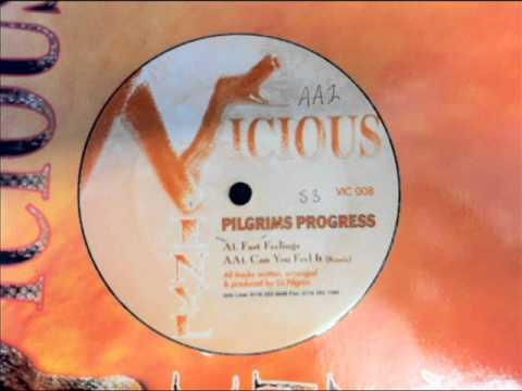"DJ Pilgrim- ""Can U Feel It"" (1996)"