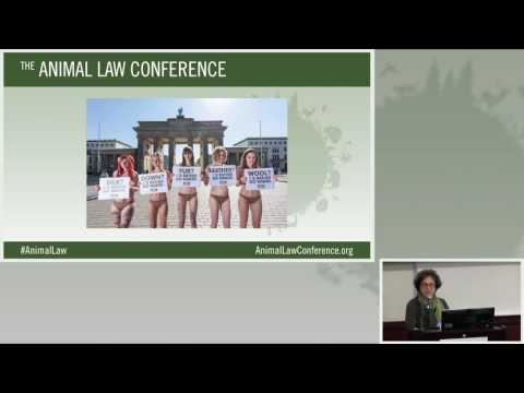 Animal Law Conference 2016   11   Gender and Race within the Animal Protection Movement 10 09 16