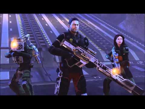 XCOM 2 OST - Hold the Line! / Avenger Defence Combat