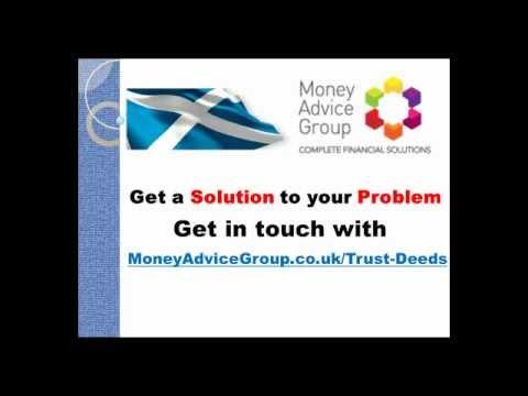 Trust Deeds Scotland UK
