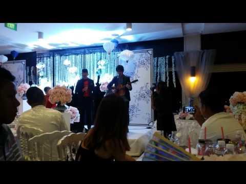 Charlie Lim X Sezairi - Light Breaks In @ sezairi/syaza's wedding