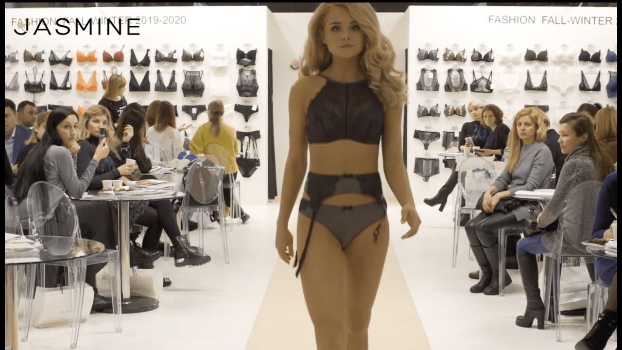 Нижнее белье женское видео показ комплект женского нижнего белья размеры