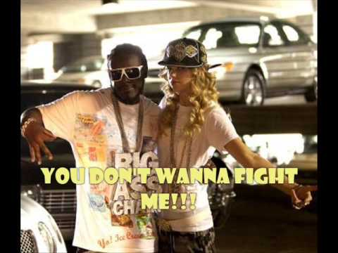 Thug Story By T Pain And Taylor Swift With Lyrics Youtube