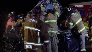 San Diego: I-5 Major Injury Accident 11112018