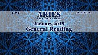 ARIES | Sovereignty By Accountability! Jan 2019 Love, Spiritual, & General Tarot Reading