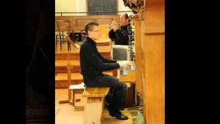 Vincenzo Bellini Konzert Es-Dur Trompete: Marco Frizenschaf und Orgel: Felix Ketterer