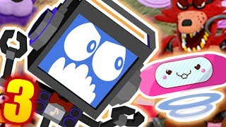 FNAF Pizzeria Tycoon with MELODY! FINALE ► Fandroid the Musical Robot!