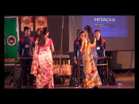 Drama on Students Life-Annual Program-2016 Joyous English School