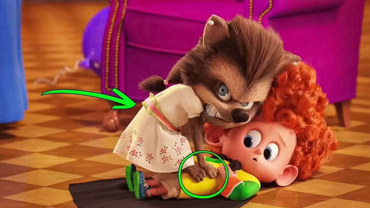 Download 25 Animated Movie Mistakes They Thought No One Would Notice