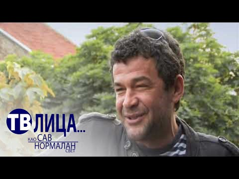 TV lica: Nebojša Glogovac