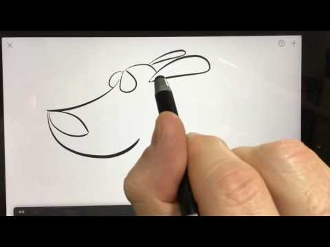 Learn To Draw: A Dog Running. An Easy Step By Step Tutorial For Kids