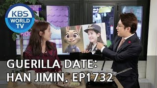 Guerilla Date: Han jimin [Entertainment Weekly/2018.10.08]