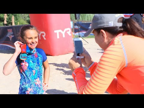 USA Triathlon Splash And Dash Youth Aquathlon Series Promo Video