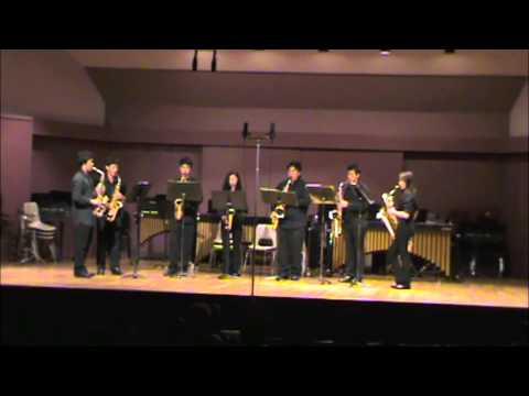 SAXOPHONE Poem and Dance - PMI Chamber Music